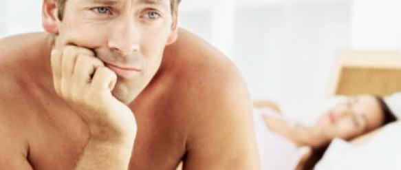 cinsel ilişki sırasında erkeğin sertliğin kaybolması
